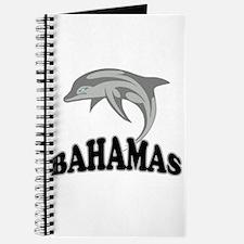 Bahamas Dolphin Souvenir Journal