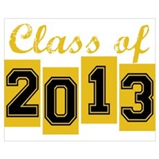 Class of 2013 Poster