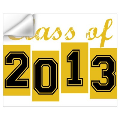 Class of 2013 Wall Decal