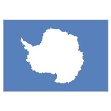 Antarctic flag (Antarctica)