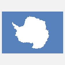 Antarctic flag (Antarctica)
