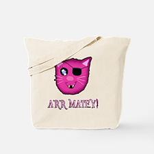 Pirate Cat 2 Tote Bag