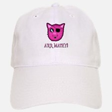Pirate Cat 2 Baseball Baseball Cap