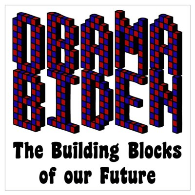 Obama Biden Future Poster