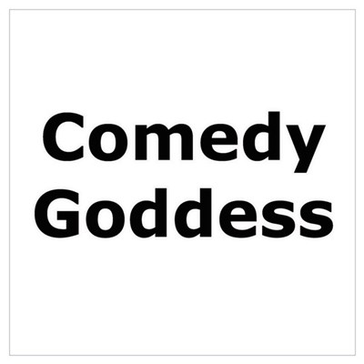 Comedy Goddess Poster
