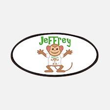 Little Monkey Jeffrey Patches