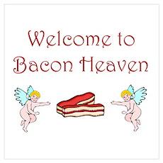 Bacon Heaven Poster