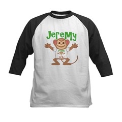 Little Monkey Jeremy Tee
