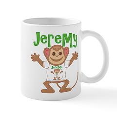 Little Monkey Jeremy Mug