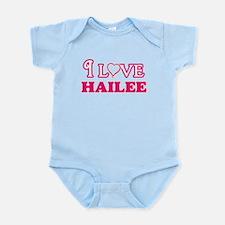 I Love Hailee Body Suit