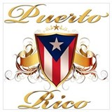 Puerto rico Wrapped Canvas Art