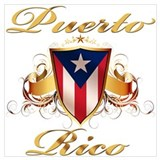 Puerto rican Wrapped Canvas Art