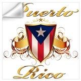 Puerto rico Wall Decals