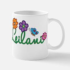 Leilani Flowers Mug