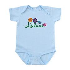 Leilani Flowers Infant Bodysuit