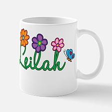 Leilah Flowers Mug