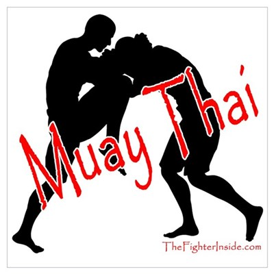 Muay Thai Canvas Art