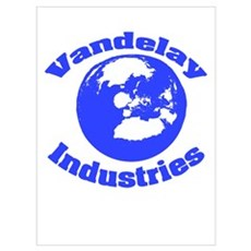 Vandelay Industries 2 Canvas Art