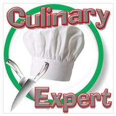 Culinary Expert Poster