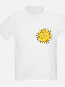 Happy Sun in Summer T-Shirt