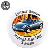 Pontiac Solstice 3.5 Inch Button (10 pack)