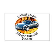 Pontiac Solstice Car Magnet 20 x 12