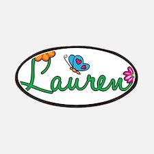Lauren Flowers Patches