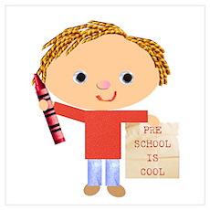 Preschool Poster