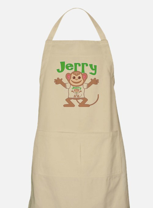 Little Monkey Jerry Apron