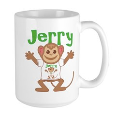 Little Monkey Jerry Mug