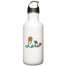 Lara Flowers Water Bottle