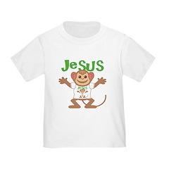 Little Monkey Jesus T
