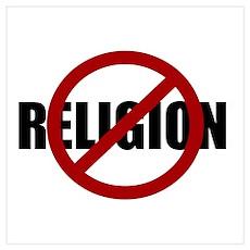 Anti-religion Poster