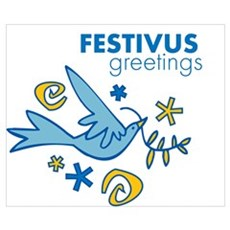 Festivus Greetings Poster