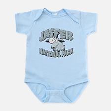 Jasper Natl Park Mountain Goat Infant Bodysuit