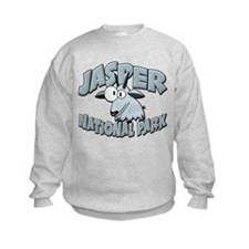 Jasper Natl Park Mountain Goat Sweatshirt