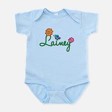 Lainey Flowers Infant Bodysuit