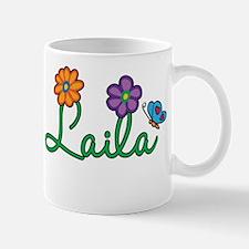Laila Flowers Mug