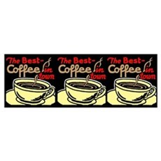 """Best Coffee"" Poster"