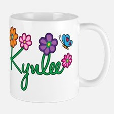 Kynlee Flowers Mug