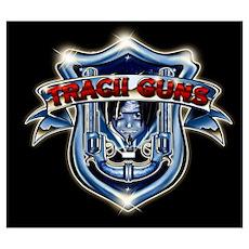 Tracii Guns Poster