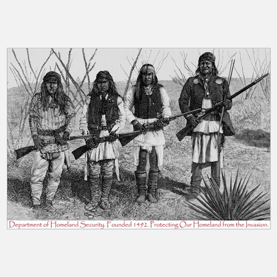 Native Homeland Security