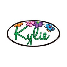 Kylie Flowers Patches