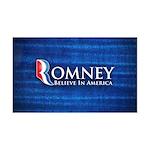 Romney 38.5 x 24.5 Wall Peel
