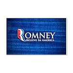 Romney 22x14 Wall Peel
