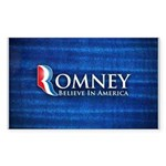 Romney Sticker (Rectangle)