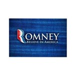 Romney Rectangle Magnet (100 pack)