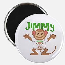 Little Monkey Jimmy Magnet