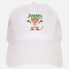 Little Monkey Jimmy Baseball Baseball Cap