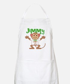 Little Monkey Jimmy Apron